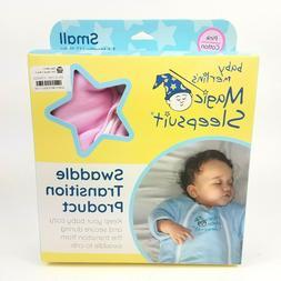 Baby Merlin s Magic Sleepsuit Cotton Pink 3 6 months