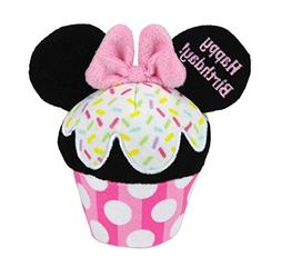 Mickey and Minnie Birthday Plush Cupcakes by Kids Preferred