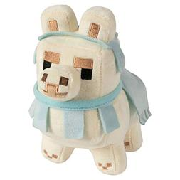 minecraft happy explorer llama plush