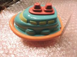 Mini Boat Toy For Baby Kids Water Bath Bathtub, Pool Ages 18