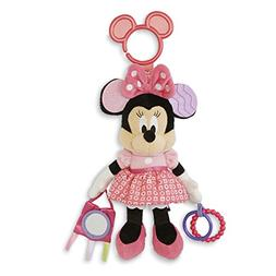 "Disney Baby Minnie Mouse Activity Toy - 9"" Pink"