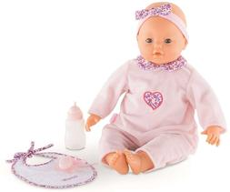Corolle Mon Grand Poupon Lila Chérie Toy Baby Doll with 5 F
