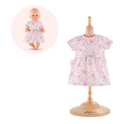 "Corolle Mon Premier Poupon 12"" Pink Dress Toy Baby Doll"