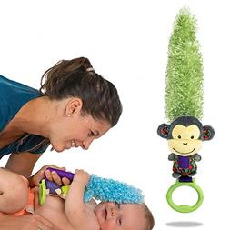 Yoee Baby Monkey Newborn Baby Toy Encourage Bonding and Deve