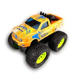 Monster Trucks for Kid Boy, Toy Car for 1-3 Year Old Boy Kid