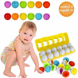 Montessori Educational Learning Toys for Toddlers 1 2 3 4 Ye