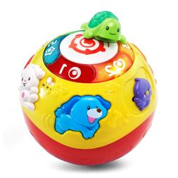 Move and Crawl BABY BALL Toys for 6 9 12 Months 1 Year Old S