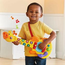 Music Toy Kids Baby Children Musical Instrument Toy Guitar F