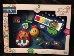Baby Einstein Musical Discovery Gift Set NIB 3 Toys Lights R
