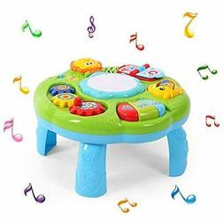 Musical Learning Table Baby Toys - Early Educational Develop