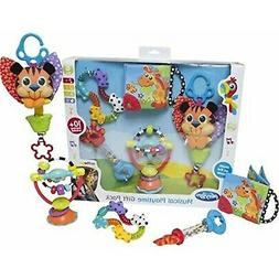 musical playtime gift pack for baby infant