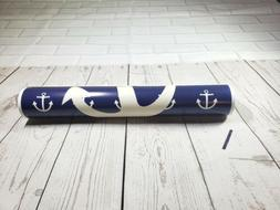 - Nautical - Boy Baby birthday  Decorations Party Banner.12x