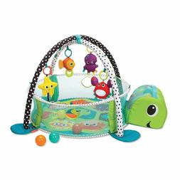 NEW Infantino 3-in-1 Grow with me Activity Gym and Ball Pit
