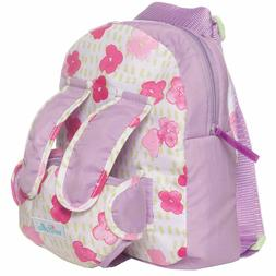 - NEW - Manhattan Toy Baby Stella Baby Doll Carrier and Back