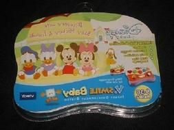 NEW Disney Vtech VSmile DISCOVERY WITH BABY MICKEY & FRIENDS