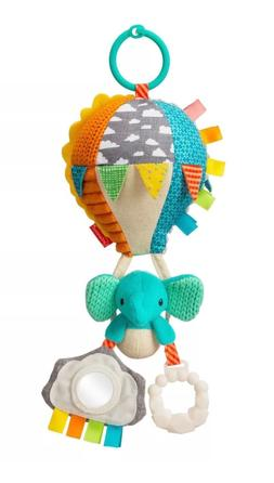 NEW Infantino Go GaGa Playtime Pal Plush Hot Air Balloon Bab
