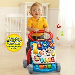 VTech Sit-to-Stand Learning Walker Developmental Baby Toy In