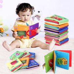New Soft Cloth Baby Kid Child Intelligence Development Soft