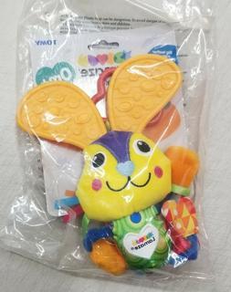 """LAMAZE TOY """"Bella Bunny Ears"""" Developmental Toy 0m+"""