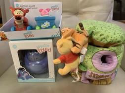 New Disney Baby Winnie The Pooh Mr. Sanders Treehouse Tigger