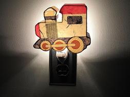 Night Light Pottery Barn Toy Train 5-Watt Plug-in Extra Bulb