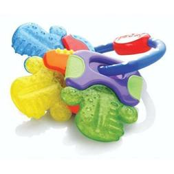 Nuby Icy Bite Hard/Soft Teething Keys Case Pack 48