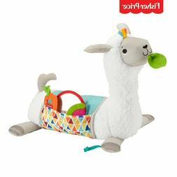 NwT FISHER PRICE GROW WITH ME TUMMY TIME LLAMA