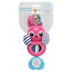 NWT Little Tikes Peek-A-Boo Seal Toy Newborn Baby 0+ Months