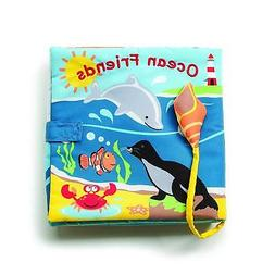 Demdaco Ocean Friends Book with Sound