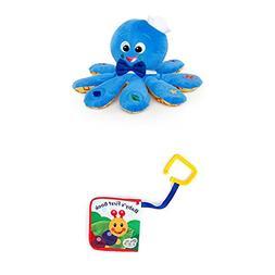 Baby Einstein Octoplush Plush Toy  & Baby Einstein Explore a