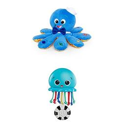 Baby Einstein Octoplush Plush Toy  & Baby Einstein Ocean Glo