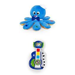 Baby Einstein Octoplush Plush Toy & Baby Einstein Rock Light