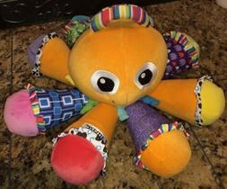 LAMAZE OCTOTUNE OCTOPUS Multicolored Sound maker BABY Develo
