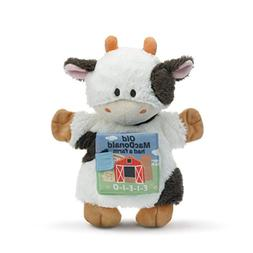 Nat and Jules Old Macdonald Cow Puppet And Storybook Childre