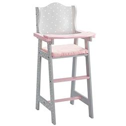 Olivia's Little World - Baby Doll Furniture   Baby High Chai
