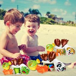 Outdoor Toys Tools Bucket Set Tiny Beach Sand Toy For Toddle