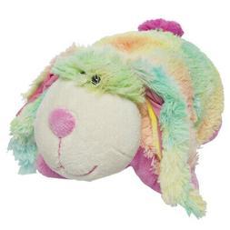 pee wee rainbow bunny