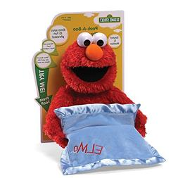 Peek A Boo Elmo Plush: Sesame Street's Muppet Says Over 12 P