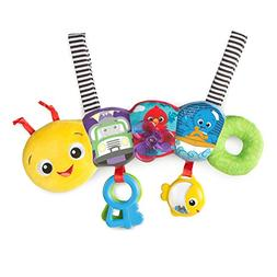 Baby Einstein Travel-Pillar Discovery Toy Bar Car Seat and S
