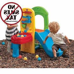 play ball fun climber