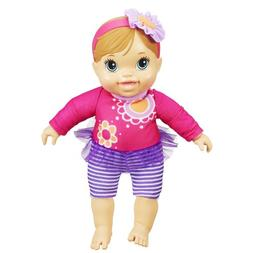 Baby Alive Plays and Giggles Blonde Baby Doll