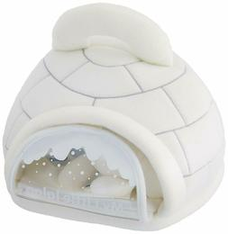 Baby GUND My Little Igloo Stuffed Plush Playset
