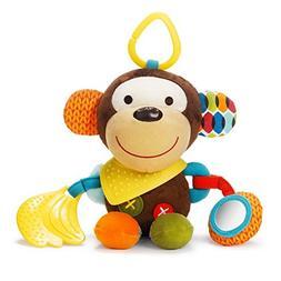 Skip Hop Playtime Stroller Toy - Milo Activity Monkey