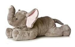 Plush Elephant For Baby Infants Soft Cuddly Huggable Stuffed