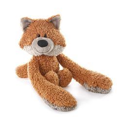 DEMDACO Plush Toy, Hugzies Fox