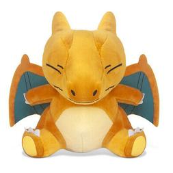 Pokemon Fire Dragon Baby Mega Charizard Y Plush Doll Stuffed