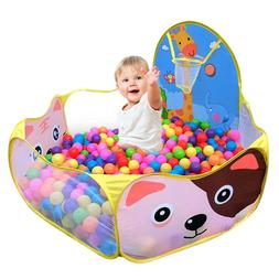 Portable Kids Children Ball Pit Pool Play Tent For Baby Indo