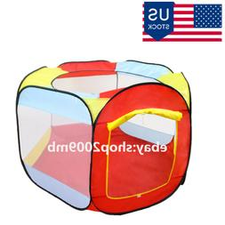 Portable Play Tent Baby Toys Ball Children Tipi Pool Ball Pi