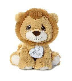 Aurora Precious Moments Hamilton Lion 8 Inch Stuffed Plush A