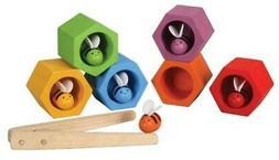 NEW Plan Toys Plan Preschool Bee Hive Preschool 4125 S/H Jap
